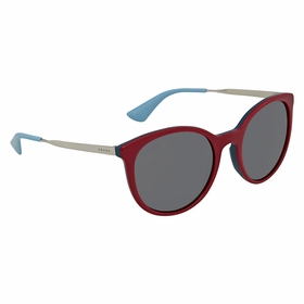 Prada PR 17SSF VH43C2 55  Ladies  Sunglasses