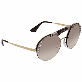 Prada PR 52US C3O3D0 37  Ladies  Sunglasses