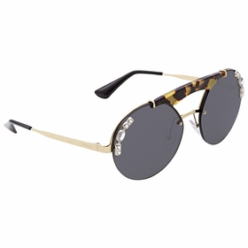 Prada PR 52US I8N5S0 37  Ladies  Sunglasses