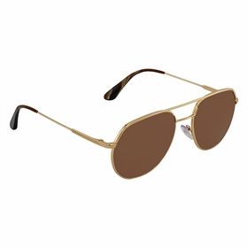 Prada PR 55US 5AK8C1 54  Mens  Sunglasses