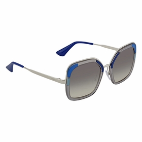 Prada PR 57US LMD130 54  Ladies  Sunglasses