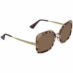 Prada PR 57US UAO5S2  Ladies  Sunglasses