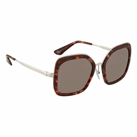 Prada PR 57US UE06X1  Ladies  Sunglasses