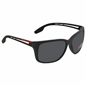 Prada PS 03TS 1BO5S0 59 Linea Rossa Mens  Sunglasses