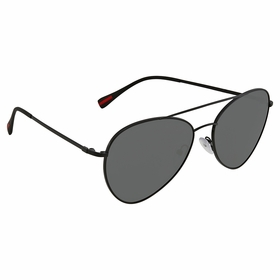 Prada PS 50SS 7AX5S0 60 Linea Rossa Mens  Sunglasses