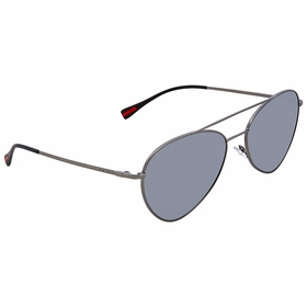 Prada PS 50SS 7CQ5L0 60 Linea Rossa Mens  Sunglasses