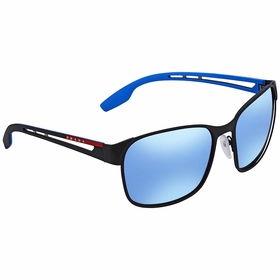 Prada PS 52TS DG02E0 59 Linea Rossa Mens  Sunglasses