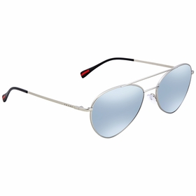 Prada PS50SS-1AP5Q0-57  Mens  Sunglasses