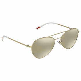 Prada PS50SS ZVN1C0 60 Linea Rossa Mens  Sunglasses