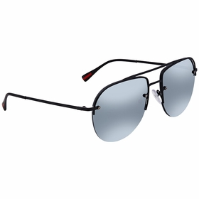 Prada PS53SS-DG05L0-59  Mens  Sunglasses