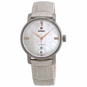 Rado R14026945 Diamaster Ladies Automatic Watch