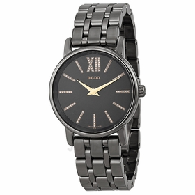 Rado R14064707 Diamaster Ladies Quartz Watch