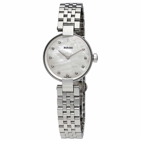 Rado R22854929 Coupole S Ladies Quartz Watch