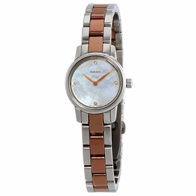 Rado R22890942 Coupole Classic Ladies Quartz Watch