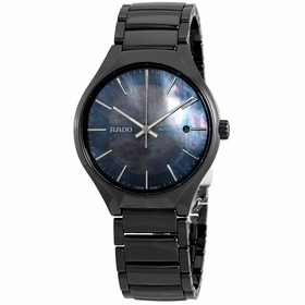 Rado R27100912 True Open Heart Mens Automatic Watch