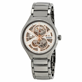 Rado R27510102 True Open Heart Mens Automatic Watch