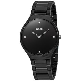 Rado R27742162 True Thinlin Ladies Quartz Watch