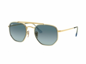 Ray Ban 0RB3648M 91233M 52 Marshal II   Sunglasses