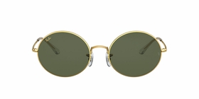 Ray Ban RB1970 919631 54 Oval 1970 Legend Gold Unisex  Sunglasses