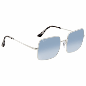 Ray Ban RB1971 91493F 54 Square Classic   Sunglasses