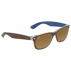 Ray Ban RB2132 618985 55 New Wayfarer Unisex  Sunglasses