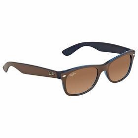 Ray Ban RB2132 6310A5 52 New Wayfarer Color Mix Mens  Sunglasses