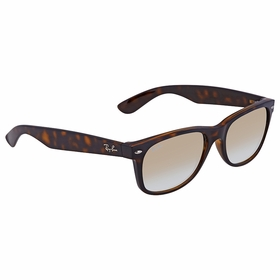 Ray Ban RB2132 710/Y0 55 New Wayfarer Unisex  Sunglasses