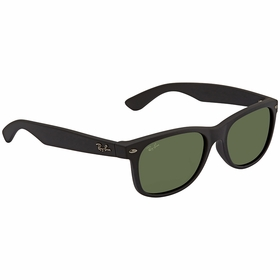 Ray Ban RB2132F 622 55 New Wayfarer Classic Mens  Sunglasses