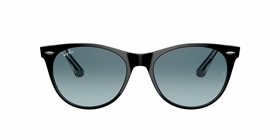Ray Ban RB2185 12943M 55 Wayfarer II   Sunglasses