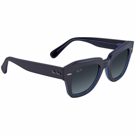 Ray Ban RB2186 12983M 49 State Street   Sunglasses