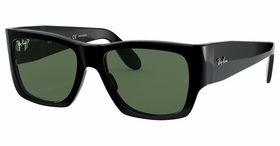 Ray Ban RB2187 901/58 54 Nomad   Sunglasses
