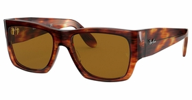 Ray Ban RB2187 954/33 54 Nomad   Sunglasses