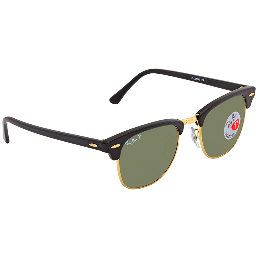 0c03d0d999 Ray Ban RB3016 90158E 49 Clubmaster Sunglasses