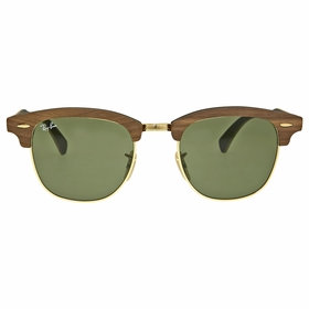 Ray Ban RB3016M 11824E 51 Clubmaster Unisex  Sunglasses