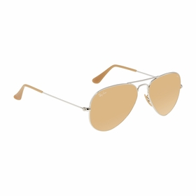 Ray Ban RB3025 9065V9 55 Evolve Unisex  Sunglasses