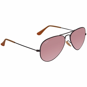Ray Ban RB3025 9066Z055 Aviator Evolve   Sunglasses