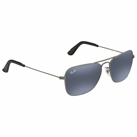 Ray Ban RB3136 004/R5 55 Caravan Unisex  Sunglasses