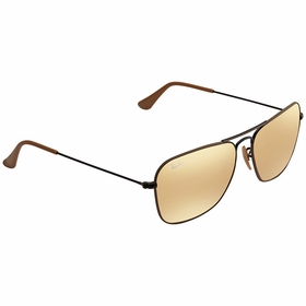 Ray Ban RB3136 9153AG 58 Caravan Mens  Sunglasses