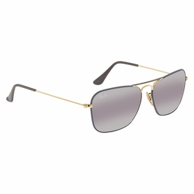 Ray Ban RB3136 9154AH 58 Caravan Mens  Sunglasses