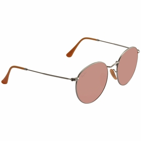 Ray Ban RB3447 9065V7 53 Round Evolve   Sunglasses