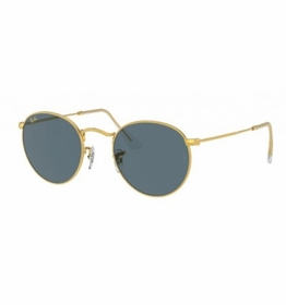 Ray Ban RB3447 9196R5 47 Round Metal Mens  Sunglasses