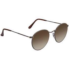 Ray Ban RB3447N 004/51 53 Round Flat Lenses Ladies  Sunglasses