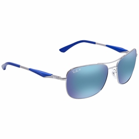 Ray Ban RB3515 004/9R 61  Mens  Sunglasses