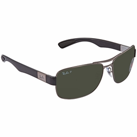 Ray Ban RB3522 004/9A 64 RB3522 Mens  Sunglasses