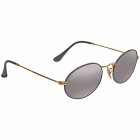 Ray Ban RB35479154AH54 Oval Ladies  Sunglasses