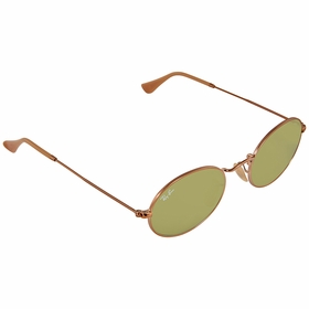 Ray Ban RB3547N 91314C 51 Oval Evolve   Sunglasses