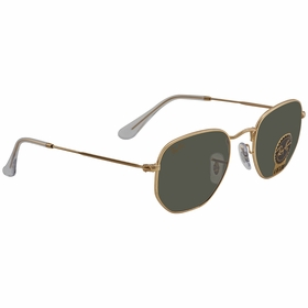Ray Ban RB3548 919631 48 HEXAGONAL LEGEND GOLD Unisex  Sunglasses