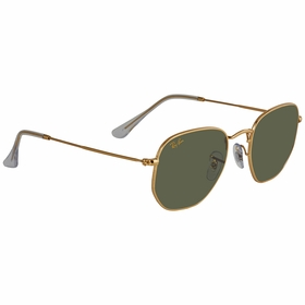 Ray Ban RB3548 919631 51 Hexagonal Legend Gold Unisex  Sunglasses
