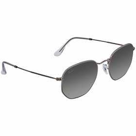 Ray Ban RB3548N 004/7154 Hexagonal Flat Lenses   Sunglasses