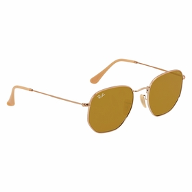 Ray Ban RB3548N 91314I54 Hexagonal Evolve Unisex  Sunglasses
